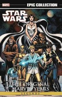 Star Wars Legends Epic Collection: The Original Marvel Years Vol. 1 (häftad)