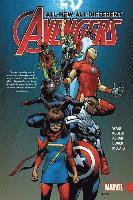 All-new, All-different Avengers (inbunden)