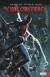 Amazing Spider-man: The Clone Conspiracy (häftad)