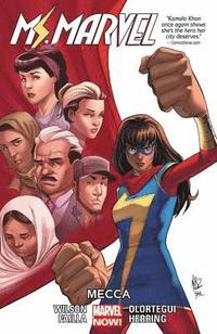 Ms. Marvel Vol. 8: Mecca (häftad)