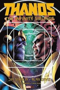 Thanos: The Infinity Siblings (inbunden)