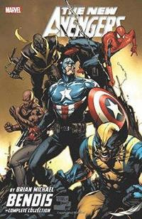 New Avengers By Brian Michael Bendis: The Complete Collection Vol. 4 (häftad)