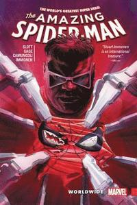 Amazing Spider-man: Worldwide Vol. 3 (inbunden)