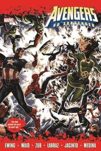 Avengers: No Surrender (inbunden)