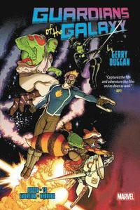 Guardians Of The Galaxy By Gerry Duggan Omnibus (inbunden)
