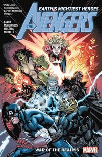 Avengers By Jason Aaron Vol. 4: War Of The Realms (häftad)
