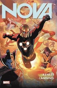 Nova By Abnett &; Lanning: The Complete Collection Vol. 2 (häftad)