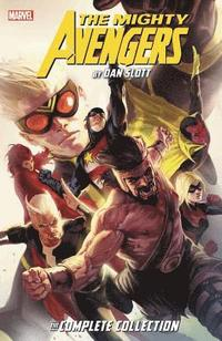 Mighty Avengers By Dan Slott: The Complete Collection (häftad)
