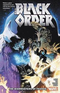 Black Order: The Warmasters Of Thanos (häftad)