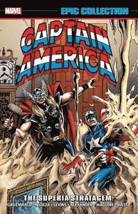 Captain America Epic Collection: The Superia Stratagem (häftad)