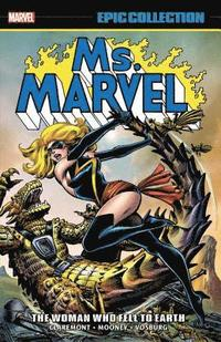 Ms. Marvel Epic Collection: The Woman Who Fell To Earth (häftad)