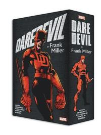 Daredevil By Frank Miller Box Set (häftad)