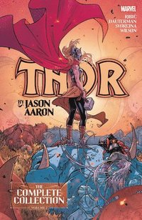Thor By Jason Aaron: The Complete Collection Vol. 2 (häftad)