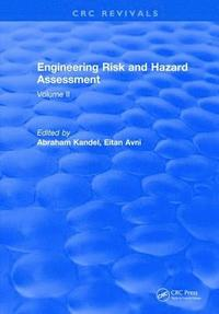 Engineering Risk and Hazard Assessment (inbunden)