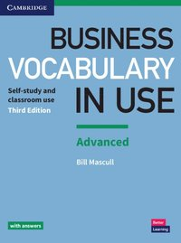 Business Vocabulary in Use: Advanced Book with Answers (häftad)