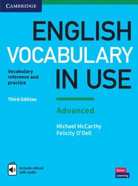English Vocabulary in Use: Advanced Book with Answers and Enhanced eBook