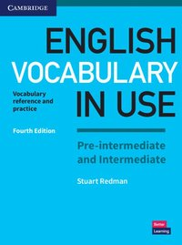 English Vocabulary in Use Pre-intermediate and Intermediate Book with Answers (häftad)