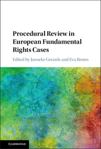 Procedural Review in European Fundamental Rights Cases (e-bok)