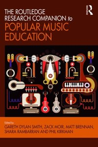 Routledge Research Companion to Popular Music Education (e-bok)