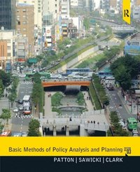 Basic Methods of Policy Analysis and Planning -- Pearson eText (e-bok)