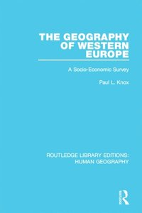 Geography of Western Europe (e-bok)