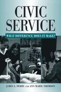 Civic Service: What Difference Does it Make? (e-bok)