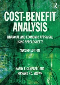 Cost-Benefit Analysis (e-bok)