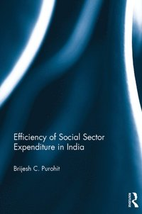 Efficiency of Social Sector Expenditure in India (e-bok)