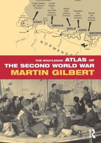 Routledge Atlas of the Second World War (e-bok)