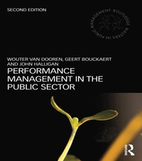 Performance Management in the Public Sector (e-bok)