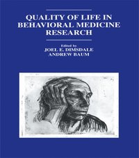 Quality of Life in Behavioral Medicine Research (e-bok)