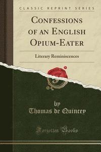 confessions of an english opium eater pdf