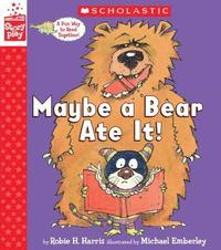 Maybe A Bear Ate It A Storyplay Book (inbunden)