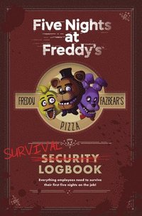Five Nights at Freddy's: Survival Logbook (inbunden)
