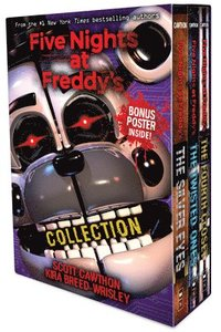 Five Nights at Freddy's 3-book boxed set (häftad)