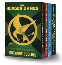 The Hunger Games: Four Book Collection (inbunden)