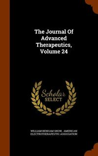 The Journal of Advanced Therapeutics, Volume 24 (inbunden)