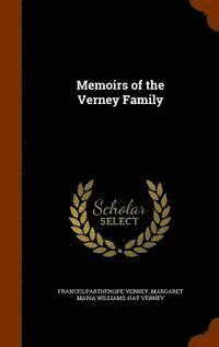 Memoirs of the Verney Family (inbunden)