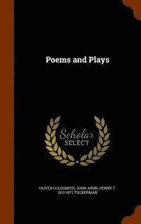 Poems and Plays (inbunden)