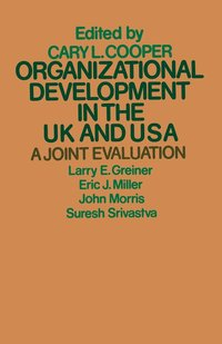 Organizational Development in the UK and USA (häftad)