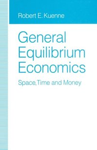 General Equilibrium Economics (e-bok)