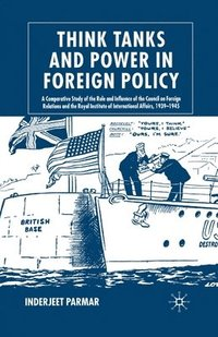 Think Tanks and Power in Foreign Policy (häftad)