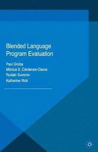 Blended Language Program Evaluation (häftad)