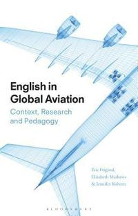 English in Global Aviation (inbunden)