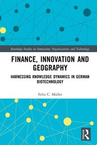 Finance, Innovation and Geography (e-bok)