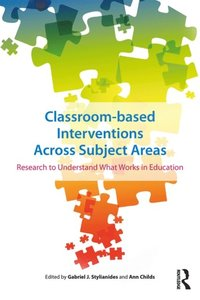 Classroom-based Interventions Across Subject Areas (e-bok)