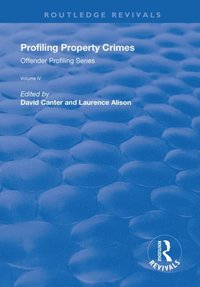 Profiling Property Crimes (e-bok)