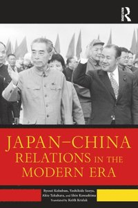 Japan-China Relations in the Modern Era (e-bok)