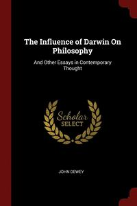 The Influence of Darwin on Philosophy, and Other Essays in Contemporary Thought (häftad)