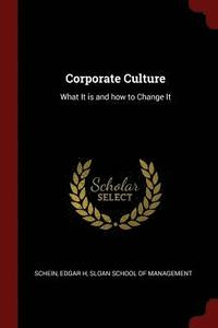 Corporate Culture (häftad)